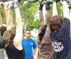 fitness bootcamp in Winter park